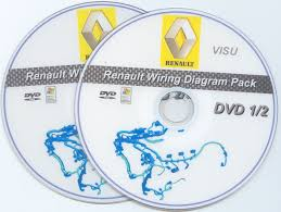 renault electronic wiring diagram pack models up to 2012 auto