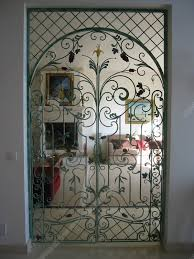 porte d ent de cuisine porte d entrée fer forgé en tunisie urbantrott com
