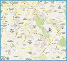 colony mall map lahore map travel map vacations travelsfinders com