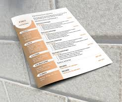 vita resume template free cv template dot org u2013 download one of our resume templates