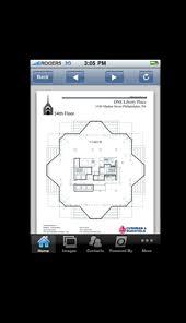 the app door one liberty place property specific iphone app