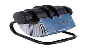 Business Card File Rolodex 67247 Rolodex Open Rotary Business Card File 300 Sleeve