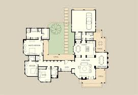 style house plans with courtyard house plan shaped house plans courtyard home architectural design
