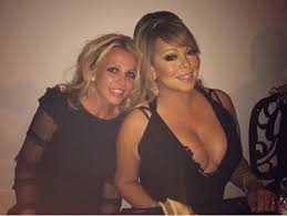 Mariah Meme - hot shot britney spears meets mariah carey that grape juice