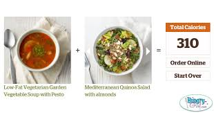 hungry cruise details clean combos under 500 cals at panera