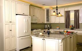 White Kitchen Cabinets With Glaze by Fabuwood Wellington Ivory Glaze In Stock Kitchen Cabinets