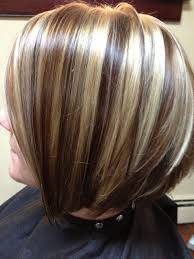short brown hair with blonde highlights chocolate brown hair with chunky blonde highlights good looking