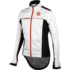 black cycling jacket amazon com castelli sella rain jacket men u0027s sports u0026 outdoors