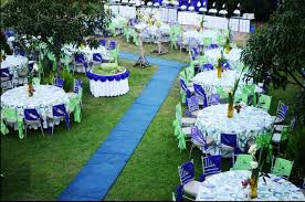 impressive garden for wedding reception garden wedding reception