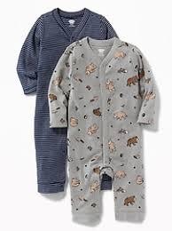 baby boy pajamas navy