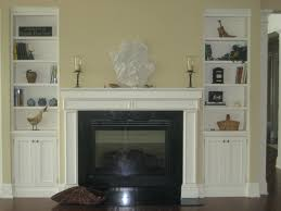 fireplace surround diy drop dead gorgeous wooden finish wall unit
