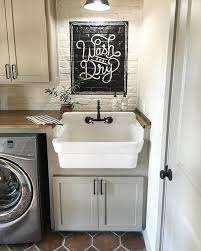 Laundry Room Sinks With Cabinet Gorgeous Laundry Sinks Convention Other Metro Farmhouse With