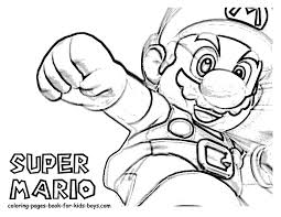 mario brothers coloring pages free free coloring pages for kids