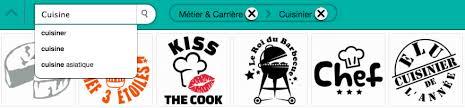 ton cuisine personnalisé créer et personnaliser shirt ou sweat avec le t shirt designer