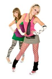 80 u0027s movies dress up party easy costume ideas yahoo answers
