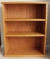 Secret Compartment Bookcase Bookcase Bookcase Red Oak With Hidden Compartment Solid Red Oak