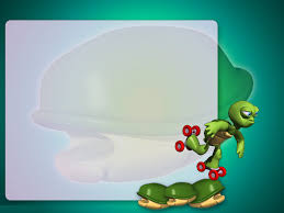 cool turtles animal templates for powerpoint presentations cool