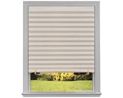 amazon com original light filtering pleated paper shade natural