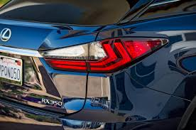 lexus rx300 warning lights 2016 lexus rx 350 f sport first test review best seat in the
