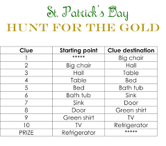 st s day treasure hunt printable oopsey