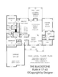 Houseplan Blackstone House Plan House Plans By Garrell Associates Inc