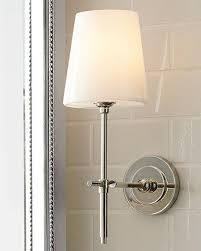 Visual Comfort Wall Sconce Visual Comfort Bryant Sconce With Glass Shade
