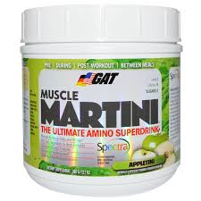 appletini gat muscle martini appletini 12 7 oz 360 g iherb com