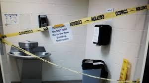 Bathroom Peep Holes Investigators Say Teen Hid In U0027s Restroom Ceiling To Spy On