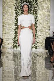 22 super stylish two piece wedding dresses