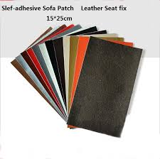 How To Patch Leather Sofa Self Adhesive Leather Repair Patches Peel And Stick Self Adhesive