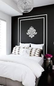Black And White Interior Design Bedroom 136 Best Black White Bedrooms Images On Pinterest Bedroom