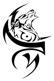 black dragon tribal tattoos designs pictures 1 o d tattoodonkey