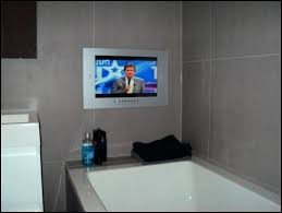 fernseher f r badezimmer badezimmer tv wandmontierter spiegel fa 1 4 r badezimmer tv einbau