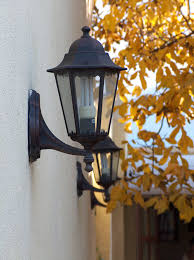 exterior porch light flicker flame light bulbs antique outdoor