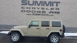new 2017 jeep wrangler unlimited sold 7j185 2017 jeep wrangler unlimited sahara gobi clearcoat new