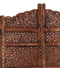 Moroccan Room Divider Moroccan Carved Wooden Room Divider And Estel