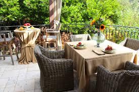 Patio Tablecloth by Havana Faux Burlap Table Linens Premier Table Linens Blog