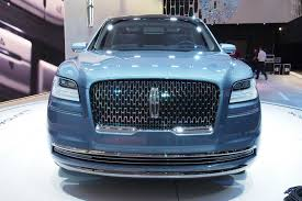supercar suv 2018 lincoln navigator concept an outrageous suv with supercar