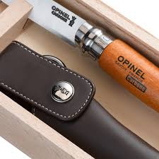 buy opinel carbon tradition knife gift box amara opinel carbon tradition knife gift box
