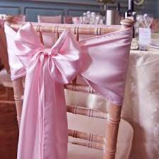 pink chair sashes chair sashes discount chair sashes efavormart