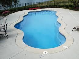 fiberglass swimming pool paint color finish sapphire blue 19