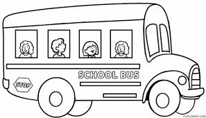 Coloring Page Of A School Get This Free School Bus Coloring Pages 2srxq by Coloring Page Of A School