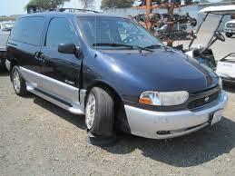 nissan minivan 2000 2000 nissan quest parts car stk r9665 autogator sacramento ca