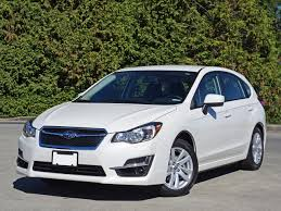 2016 subaru impreza hatchback interior 2016 subaru impreza 5 door touring road test review carcostcanada