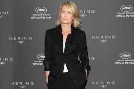 Jeffrey Miller Usc by House Of Cards U0027 Star Robin Wright Gets Political U0027trump Has