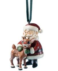 jim shore disney mickey with reindeer pluto collectible figurine