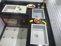 Kitchen Sink Displays Granite Quartz Kitchen Sink Manufacturer Supplier Exporter In