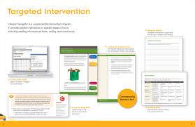 literacy navigator program pearson 4 8 supplemental literacy
