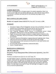 the resume exle resume bs computer science bachelor of computer science resume