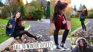 fall to winter lookbook thanksgiving and winterbreak